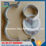 Ss304衛生ステンレス鋼のフェルールクランプ