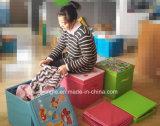2016 zit Best-Selling Vouwbare Vierkante Opslag van de Mat van het Spel van de Zorg van de Baby van de Opslag Multifunctionele Doos
