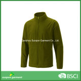 Lightweight Design Fleece Jacket With Hood Casaco de Inverno