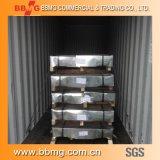 Galvanisierte der Stahlring runzelte Dach-Blatt für Baumaterial-gewellten Metalldach-Wand-Umhüllung-Material vorgestrichenen galvanisierten Stahlblech-Ring