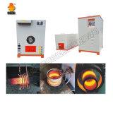 Máquina de aquecimento China-Feita da indução para o derretimento da liga do metal
