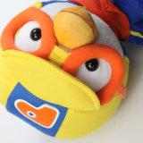 Juguete relleno juguete de encargo del pelícano de la felpa del pájaro