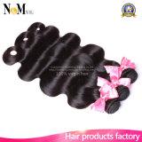 Natürliche wellenförmige natürliche Farben-Karosserien-Wellen-unverarbeitetes brasilianisches Jungfrau-Haar 100%