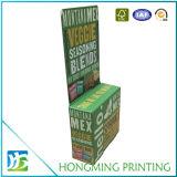 Boîte de empaquetage à aliment sucré de papier de Wholesalecheap