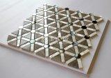Mosaico de agua dulce 35*35 del shell y del mármol