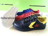 De recentste Toevallige Schoenen van de Schoenen van de Injectie Pu van de Student (FFYJ122306)