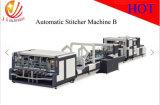 De automatische Omslag Gluer van het Karton en de Machine van de Verpakking