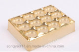12 Dove Chocolate Gold Blister Box