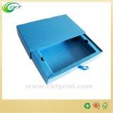 Deslice caja de embalaje de cartón de papel de Slipcase abierto (CKT-CB-80)