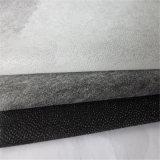 Het versterkte Interlining van de Kleding van het Jasje Textiel niet Geweven Smeltbare