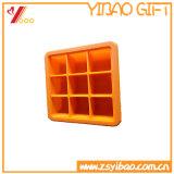 Bandeja do cubo de gelo do silicone do produto comestível da alta qualidade