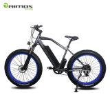 bicicleta elétrica do pneu gordo de 500W 750W