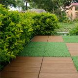 플라스틱 지면 도와를 맞물리는 옥외 DIY PVC 도와