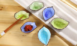 Simple Design Ceramic Main Daily Usando Snack Dish Plate