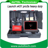 2017 Hot Sale Heavy Duty Truck para lançamento X431 PRO3, X431 V + Professional Truck Diagnostic Tool