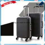 Bw1-010 jogos Carry-on da bagagem da fibra do recipiente cheio ABS+PC/Nylon/Polyester