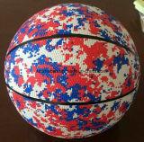 5#ゴム製泡のスポーツのバスケットボール