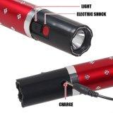 Use Self-defense Lipstick女性は懐中電燈が付いているスタン銃を