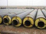 De Pijp van het Staal van de Isolatie van de Pijp van het staal buiten, Ingebouwde Steun, het Elektrische Verwarmen en Anticorrosieve Buis