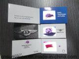 """2.4 """" LCD Bildschirmanzeige-Plättchen-Säubern-Karten-Handelsname-Karte"""