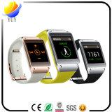Podómetro elegante del reloj de la pulsera sin hilos de la actividad de Bluetooth