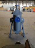 Coperture semicircolari di Wbz 500 tutti gli scambiatore di calore del piatto/alta pressione/temperatura elevata saldati