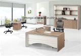 現代家具のキャビネットのオフィスのプロジェクトのための管理の机のスタッフ表