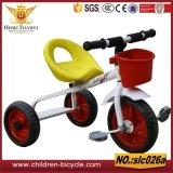 Triciclo de niños del marco de acero/bici del bebé