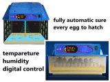Incubateur d'oeufs de poulet de volaille d'Autimatic hachant le ce de Whith de machine reconnu