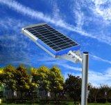 2017 luz de calle al aire libre de la nueva del producto LED lámpara solar LED del poder más elevado