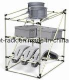 Пластичные Coated стальные трубы для шкафов