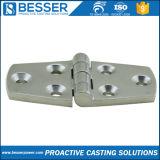 最大のパフォーマンスによってOEM 304のステンレス鋼のCarabinerカスタマイズされるKeychainの鋳造