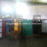 Logarithme naturel coloré Rolls (0.13mmx1250mmx10yards) de bande de PVC de ventes chaudes