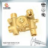 Bastidor de arena de lanzamiento de cobre de China de los productos del OEM con el tratamiento térmico