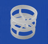 Uso plástico do anel do nuvem na indústria