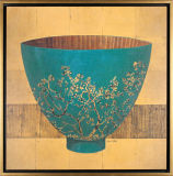 Het de Chinese Kunst van de Muur van het Frame van de Stijl Zwarte Houten of Frame van de Foto