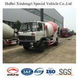 camion della betoniera 4X2 dell'euro 4 di 4cbm Dongfeng