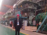 2MW 50Hz/60Hz de Diesel 6kv/10.5kv Reeks van de Generator
