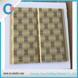正常な溝の印刷PVC天井耐火性PVC壁パネル