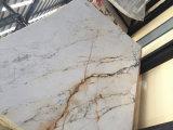 Losa de mármol blanca del origen chino del precio competitivo