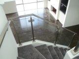 Pêche à la traîne inoxidable /Glass d'escalier de fibre de verre de poste clôturant des postes