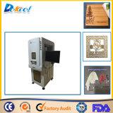 Гравировальный станок лазера маркировки лазера UV5w с UV источником лазера для неметалла