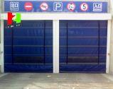Empilando las puertas de alta velocidad del sistema de la puerta (Hz-FC0431)