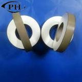 De cerámica piezoeléctrico del producto de limpieza de discos ultrasónico del transductor de la belleza de Pzt 1MHz