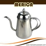 L'acciaio inossidabile 304 versa sopra la caldaia W del caffè