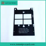 Bac à cartes en plastique de PVC pour des imprimantes à jet d'encre d'Epson R1800