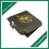 Verstauen-Oberseite gedruckter gewölbter Packpapier-Kasten-Großverkauf
