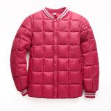 卸し売り大きさは衣類、男の子のための新しい格子縞の子供の冬のジャケットをからかう