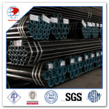 Línea inconsútil tubo de gas de petróleo del acero de carbón del grado b X42/52/X60/X65/70 del API 5L