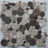 Mosaico de mármol Waterjet